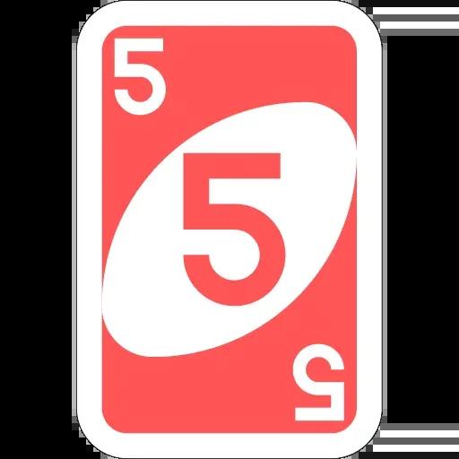 Uno2 - Sticker 3