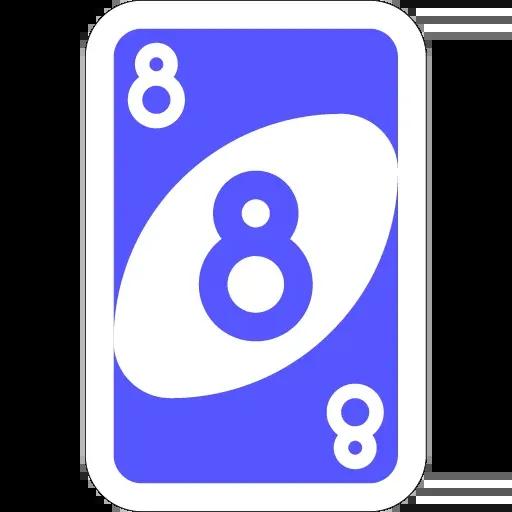 Uno2 - Sticker 13