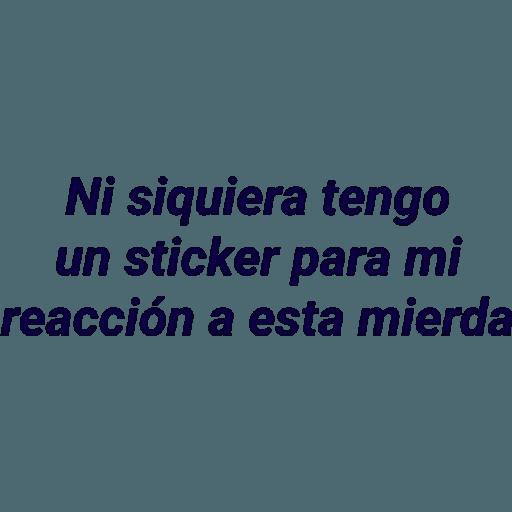 Memes en Español II - Sticker 15