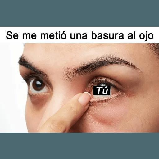 Memes en Español II - Sticker 2