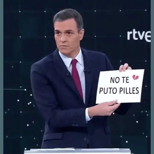 Memes en Español II - Sticker 20
