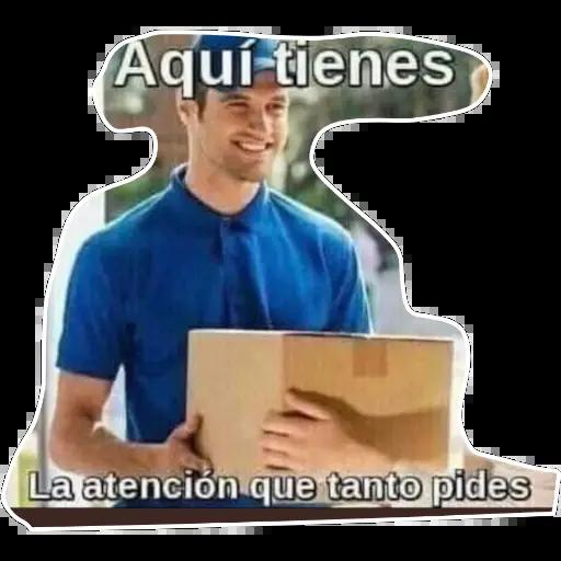 Memes en Español II - Sticker 18
