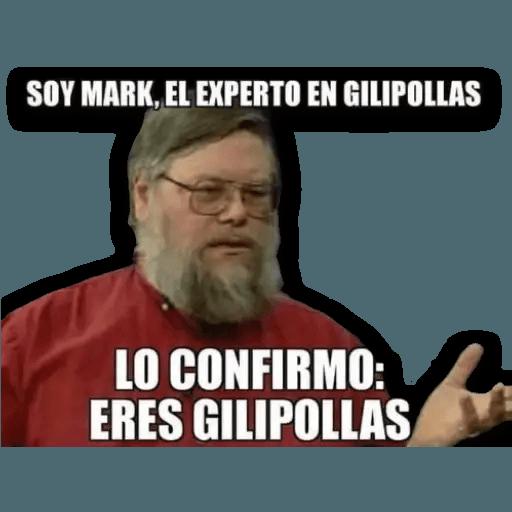 Memes en Español II - Sticker 19