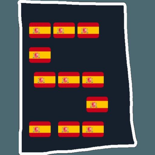 Memes en Español II - Sticker 7