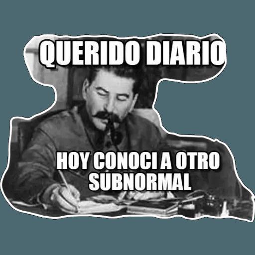 Memes en Español II - Sticker 14