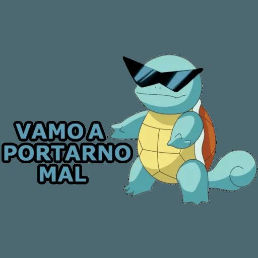 Vamo a Calmarno - Sticker 6
