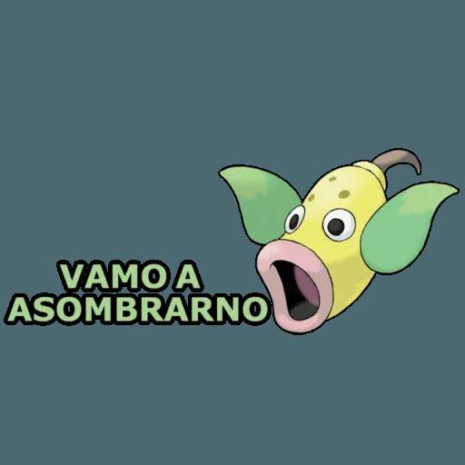 Vamo a Calmarno - Sticker 23