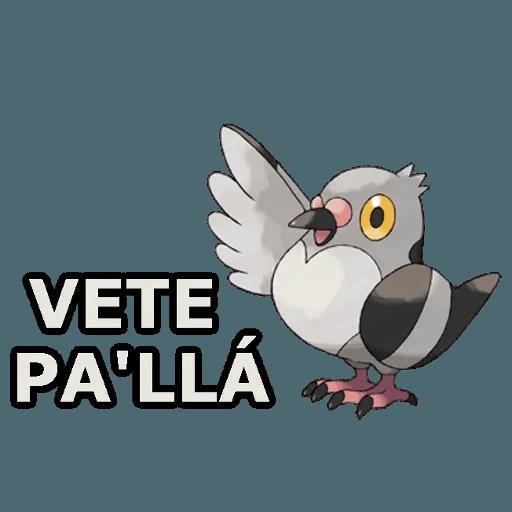 Vamo a Calmarno - Sticker 29