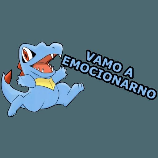 Vamo a Calmarno - Sticker 20