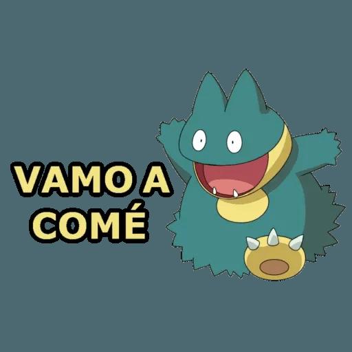 Vamo a Calmarno - Sticker 9
