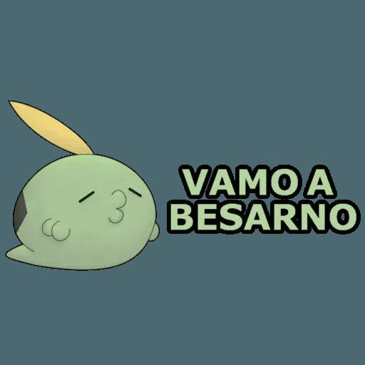 Vamo a Calmarno - Sticker 19