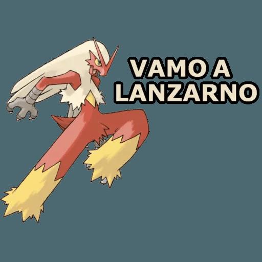 Vamo a Calmarno - Sticker 26