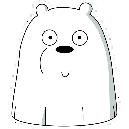 bear - Sticker 25