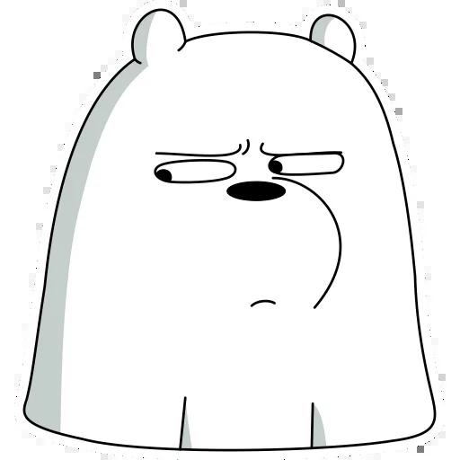 bear - Sticker 24
