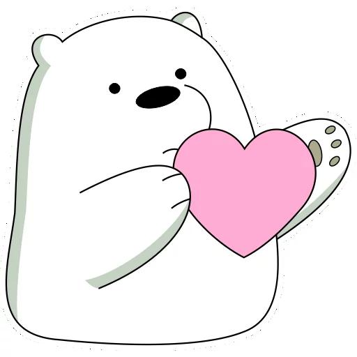 bear - Sticker 9