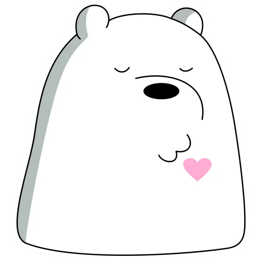 bear - Sticker 21