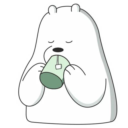 bear - Sticker 30