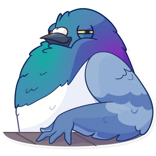 Insane Dove - Sticker 8