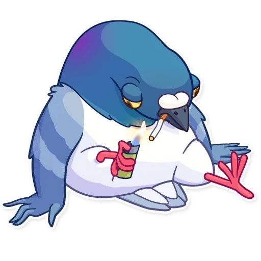 Insane Dove - Sticker 16