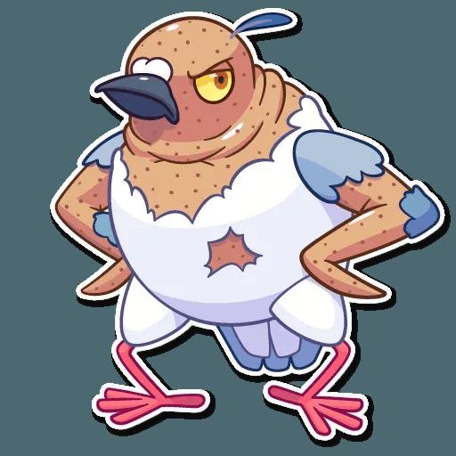 Insane Dove - Sticker 17