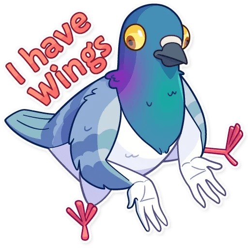 Insane Dove - Sticker 28