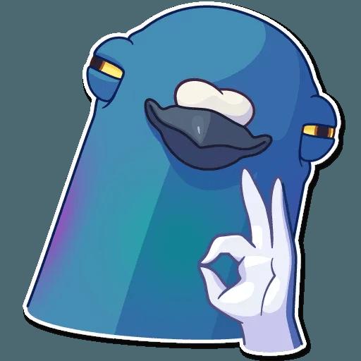 Insane Dove - Sticker 7