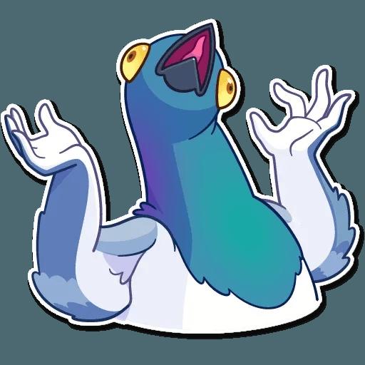 Insane Dove - Sticker 26