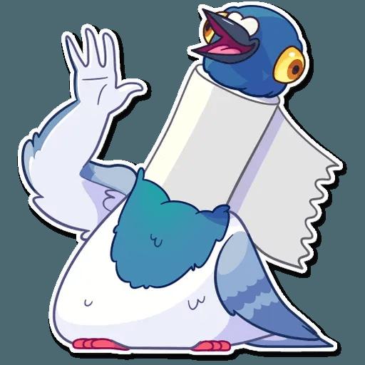 Insane Dove - Sticker 5