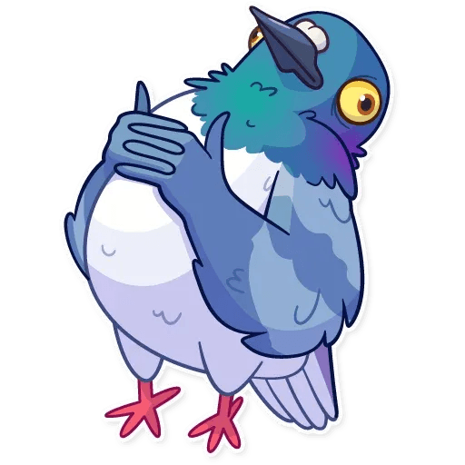 Insane Dove - Sticker 22