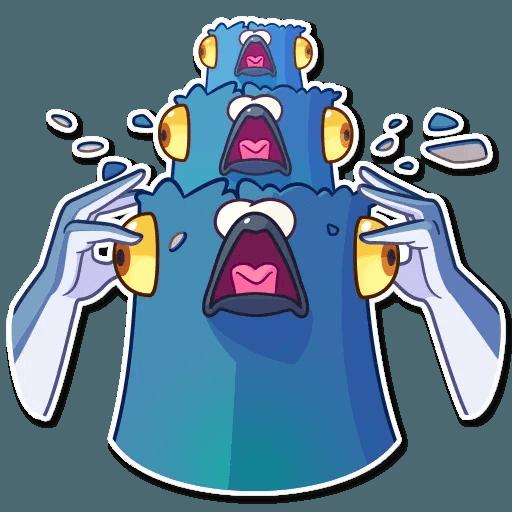 Insane Dove - Sticker 27