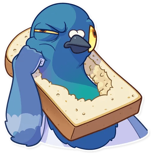 Insane Dove - Sticker 24