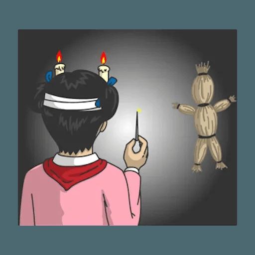 小學課本3 - Sticker 8