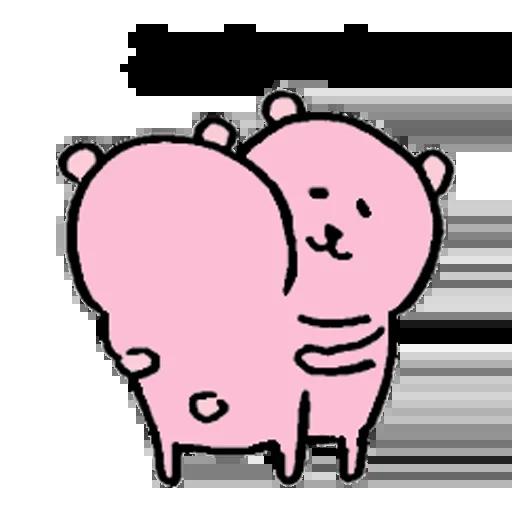 愛國小粉熊 - Sticker 8