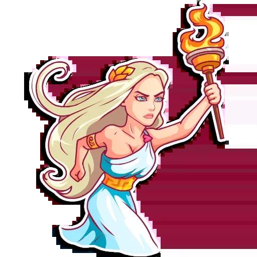 Aphrodite - Sticker 26