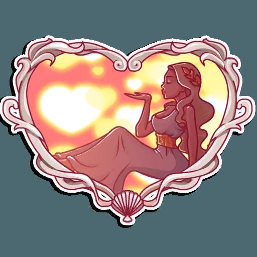 Aphrodite - Sticker 9