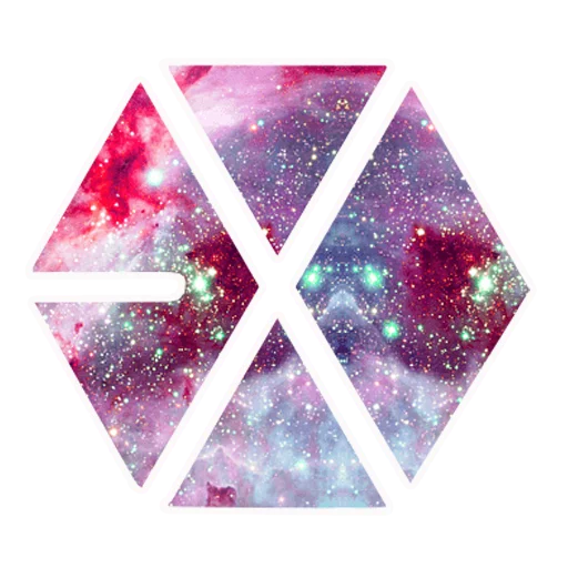 /EXO1 - Tray Sticker