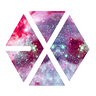 /EXO1 - Tray Sticker