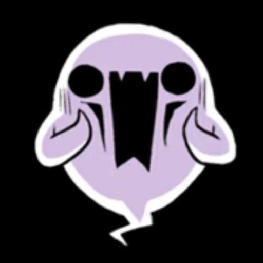 Ghostín - Sticker 9