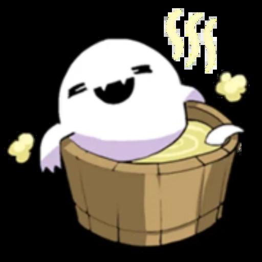 Ghostín - Sticker 11