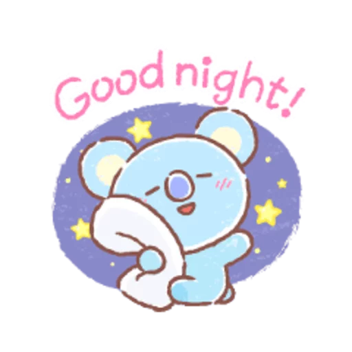 BT21 soft - Sticker 6
