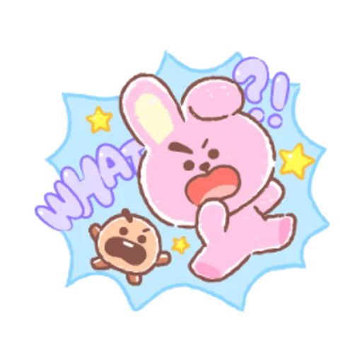 BT21 soft - Sticker 12