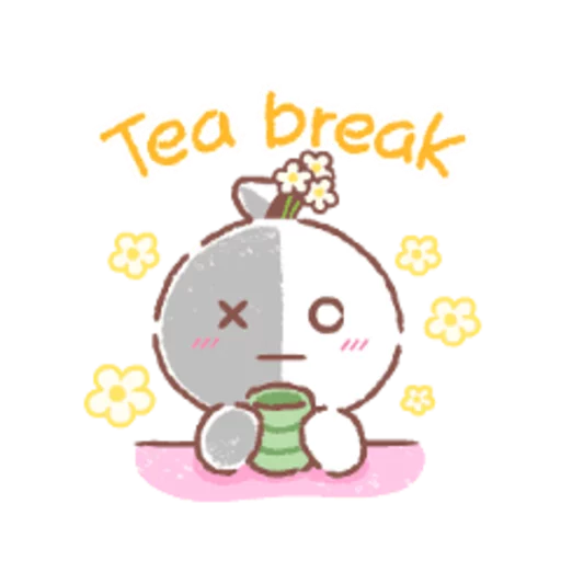BT21 soft - Sticker 5