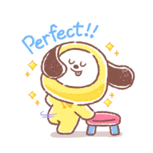 BT21 soft - Sticker 17