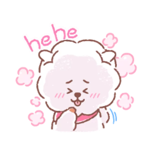 BT21 soft - Sticker 14