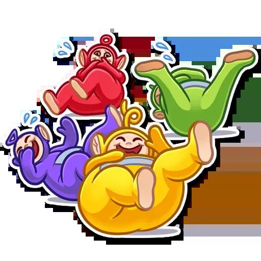 屌你 - Sticker 1