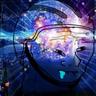 Expanding Brainlet - Tray Sticker