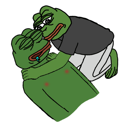 pepe cpr - Sticker 4
