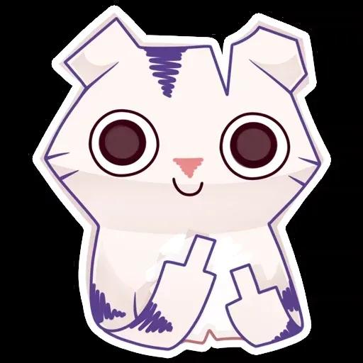 Paper Kat - Sticker 4