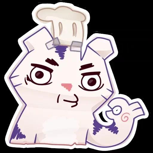 Paper Kat - Sticker 2