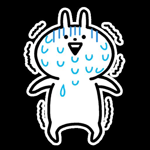 Usagyuuun - Sticker 14